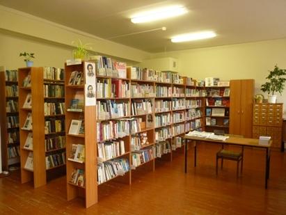 Ильинско-Усовская сельская библиотека